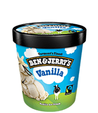 Vanilla Original Ice Cream